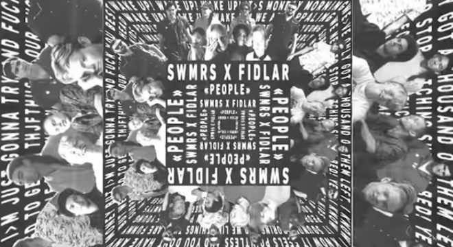 "SWMRS e FIDLAR unem forças em cover de The 1975; ouça ""People"""