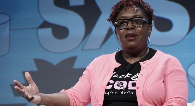Kimberly Bryant do Black Girls Code