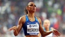 Sydney McLaughlin bate recorde mundial dos 400m com barreiras