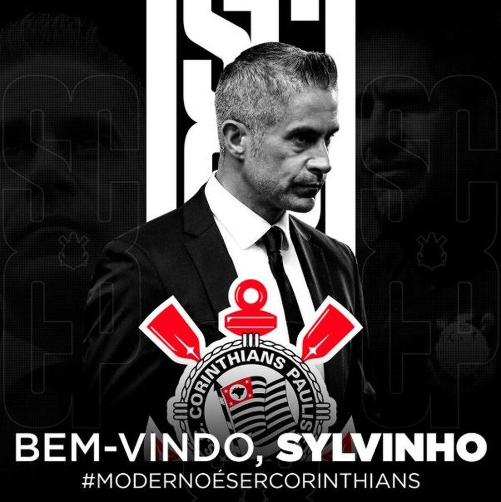 Sylvinho estava desempregado, em Portugal. Desde 2019 se mantinha afastado do futebol