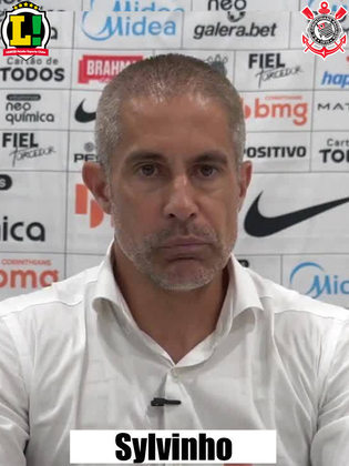 Sylvinho - 7,0 - Sua equipe fez bom primeiro tempo, mas não conseguiu aproveitar as oportunidades e, pelos erros individuais, sofreu dois gols. Mas com boas substituições, Sylvinho recolocou o Corinthians na partida, que buscou o empate nos acréscimos.