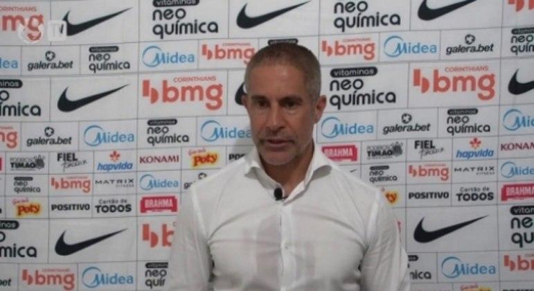 Sylvinho - Corinthians TV