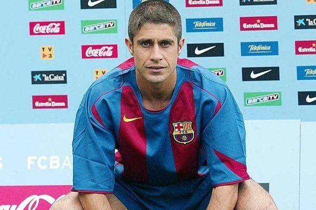 Sylvinho, hoje treinador, conquistou duas vezes o troféu.
