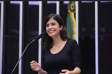 Deputada Tabata Amaral participou de programa