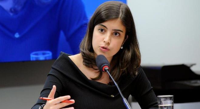 A deputada Tabata Amaral virou assunto nesta quarta (10) por seu voto