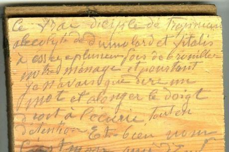 Martin esperava que alguém encontrasse seu diário quando já estivesse morto
