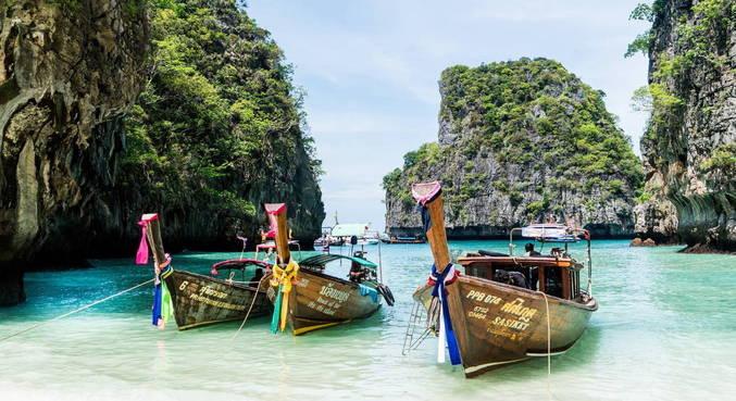 Ilhas tailandesas vão aceitar turistas vacinados