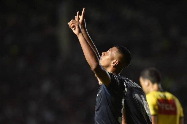 Tailson — O atacante do Santos tem contrato com o clube até 31/7/2024. Seu valor de mercado é de 675 mil euros (cerca de 3,7 milhões de reais), segundo o Transfermarkt