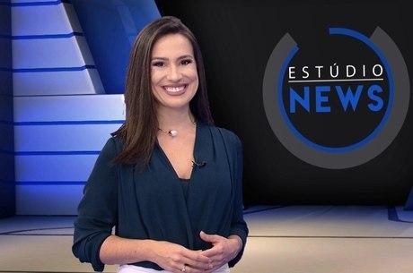 Tainá Falcão apresenta o Estúdio News, todas as quartas, às 22h00, na Record News