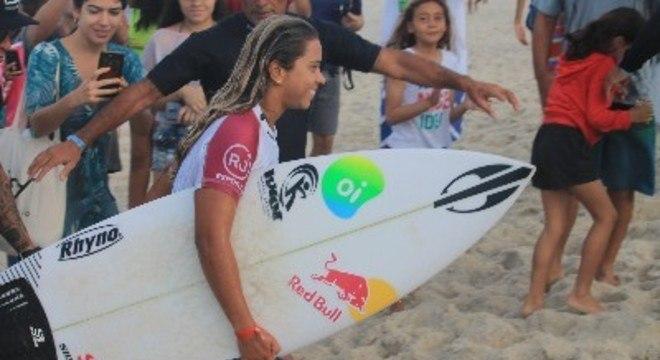 Taina Hinckel Oi Rio Pro 2019 Flavio Borges