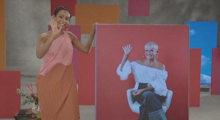 """Taís Araújo e Xuxa no """"Superbonita"""" especial do GNT"""
