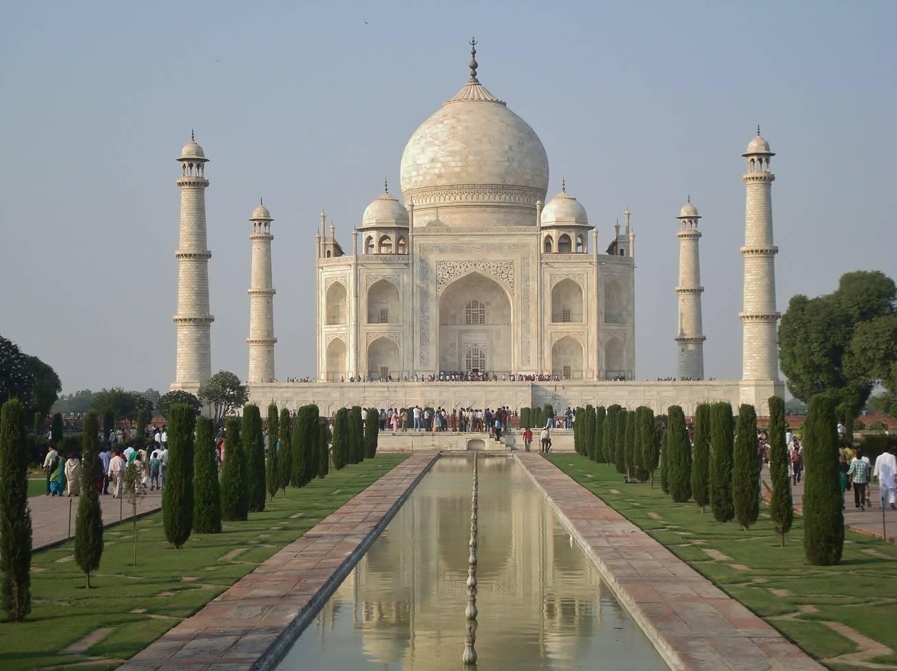 Suprema Corte da Índia determina demolição ou reforma do Taj Mahal