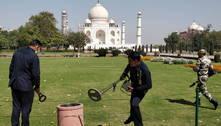 Taj Mahal é esvaziado após alerta falso de bomba