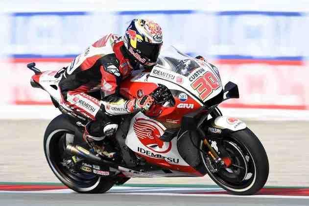 Takaaki Nakagami colocou a Honda na 11ª colocação após avançar do Q1