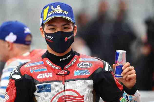 Takaaki Nakagami sai em terceiro