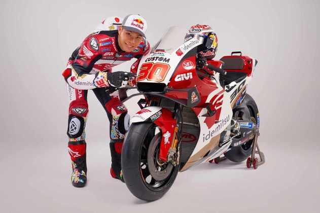 Takaaki Nakagami será o companheiro de equipe de Álex Márquez a partir de 2021 na LCR Honda