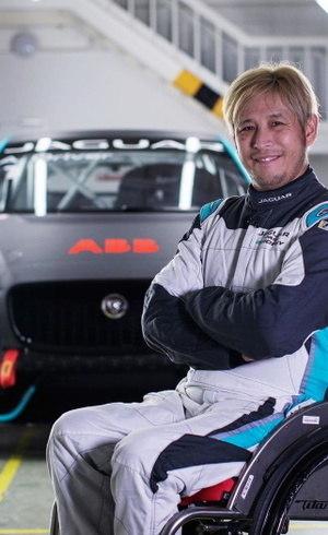 Takuma Aoki terá carro adaptado