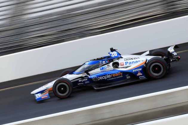 Takuma Sato foi o grande vencedor da Indy 500 de 2020