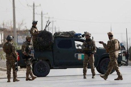 15 militantes do Taleban foram mortos