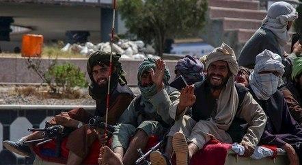 Talibã retomou o controle do Afeganistão