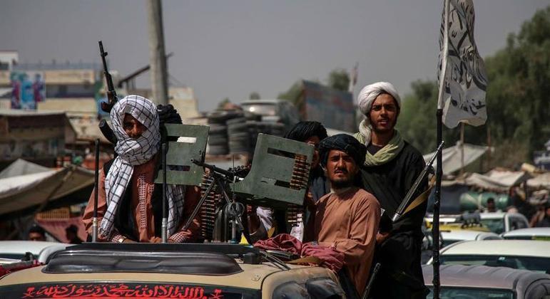 Talibã assumiu o comando do Afeganistão em 15 de agosto e busca respaldo internacional