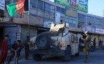 Talibãs capturam segunda capital no Afeganistão em menos de 24 hVEJA MAIS
