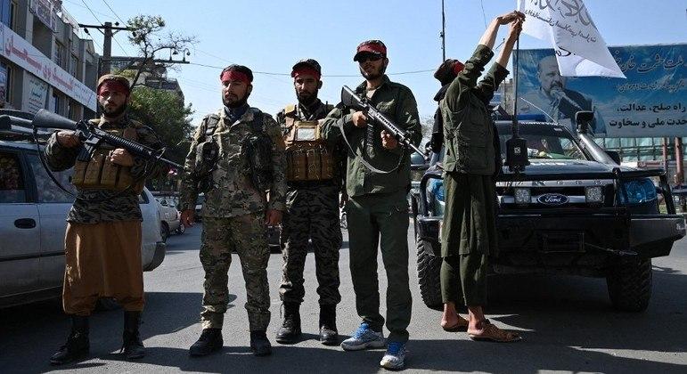 Membros do G7 estão preocupados com possível futuro terrorista do Afeganistão