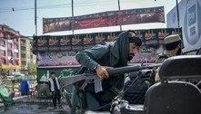 Talibã toma posse de armas enviadas pelos EUA ao Afeganistão
