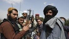 Talibãs celebram vitória após saída dos EUA do Afeganistão