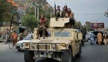 Conheça o arsenal americano que está nas mãos do Talibã
