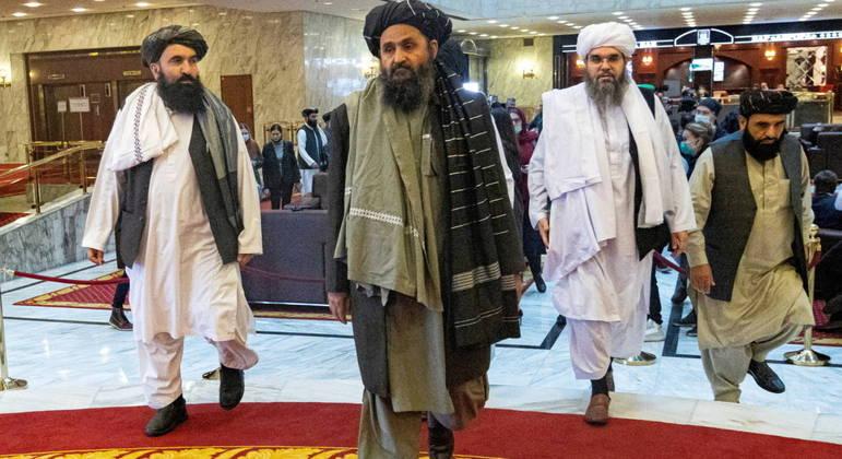 Além de norte-americanos, talibãs já se reuniram com alemães e britânicos