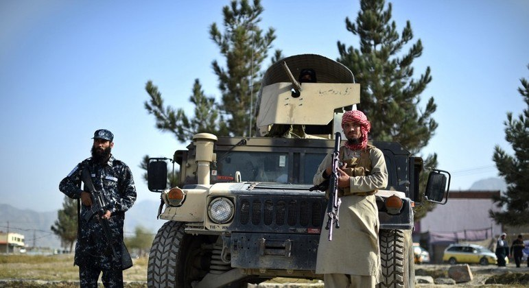 Representantes do Talibã vão participar de reunião internacional em Moscou, na Rússia
