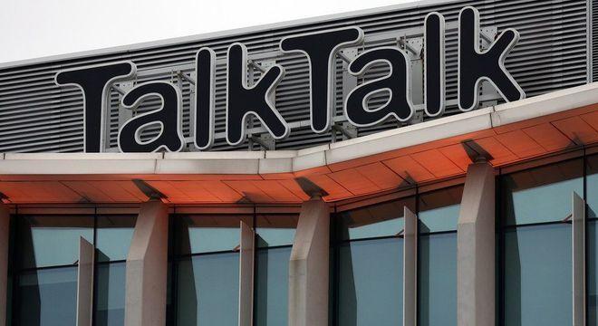 A empresa britânica Talk Talk se viu afetada por um vazamento de dados que afetou milhares de clientes