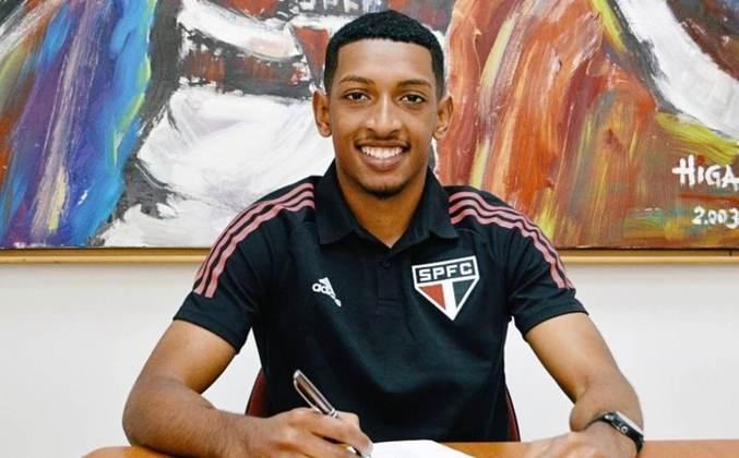 Talles Costa - Posição: volante/meia - Clube: São Paulo - Idade: 19 anos - Situação: foi promovido ao time principal do São Paulo e mostra grande potencial a ser desenvolvido.