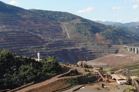 Ao todo, 54 barragens foram interditadas