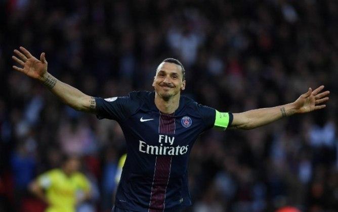 Talvez um dos melhores momentos na carreira de Ibra tenha sido no PSG. Ao chegar na França, ele disse