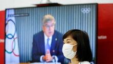 Técnico de Uganda em Tóquio tem variante Delta do coronavírus