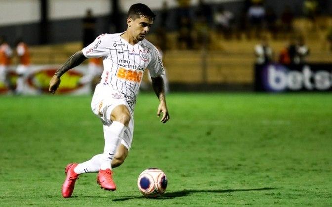 Também com 43 assistências, Fagner divide a segunda colocação. Formado no Corinthians, o lateral-direito saiu jovem do clube e voltou em 2014.