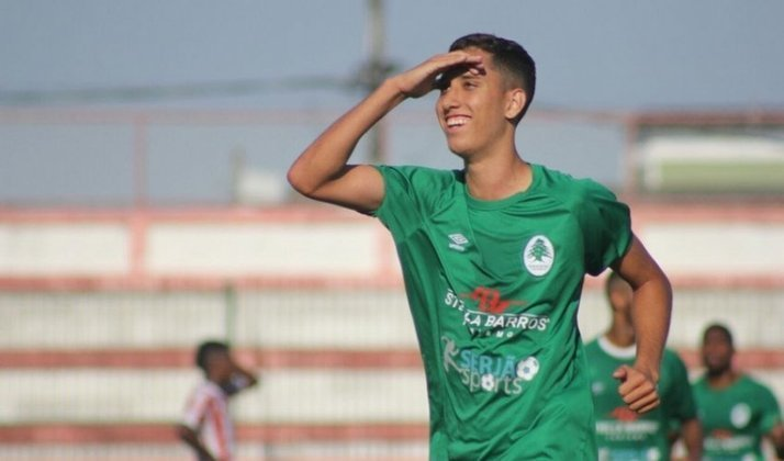 Também com oito gols, Caio foi artilheiro da Copa SP em 2013, quando estava no Audax. Atualmente, joga pelo Boavista-RJ.