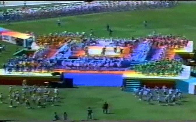 Também em 1988, XUXA transmitiu seu