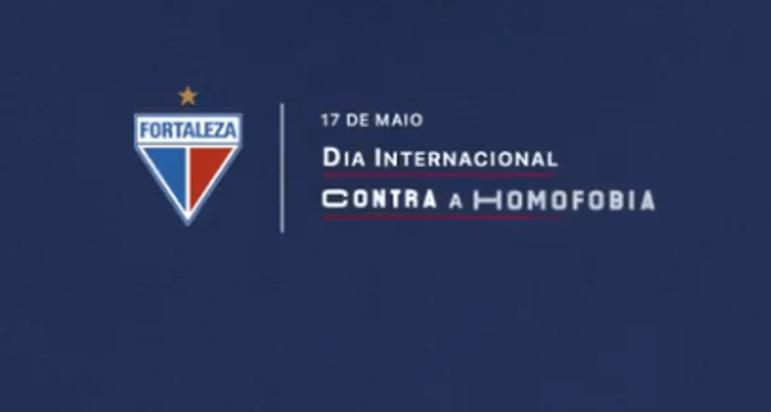 Também fazendo menção ao coronavírus, o Fortaleza publicou um vídeo com os dizeres