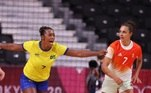 Tamires, handebol, handball