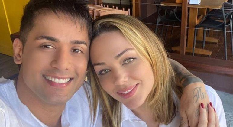 Tania Mara declara apoio a Tiago Piquilo em 'A Fazenda 13'
