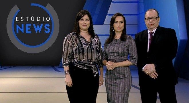 Tânia Prado, Tainá Falcão e Márcio Christino