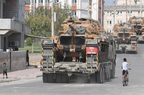 Ação da Turquia na Síria pode prejudicar processo de paz