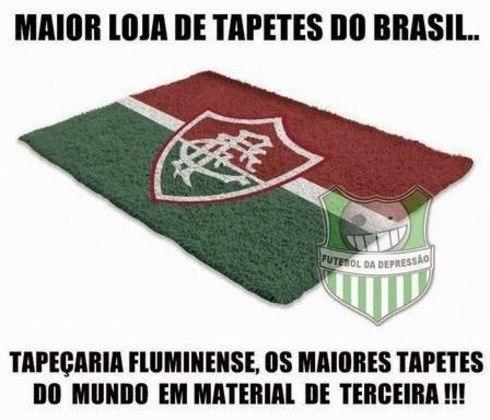 Tapetão? O Fluminense ganhou a fama de ser um clube que recorre aos tribunais para reverter decisões de campo