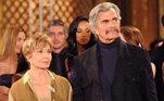 Em 2008, Tarcísio e Glória voltaram a contracenar juntos em A Favorita, como intérpretes de Copola e Irene, respectivamente