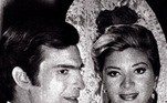 Em 1967, o casal estreou na TV Globo na novelaSangue e AreiaFamosos lamentam morte do ator Tarcísio Meira nas redes sociais