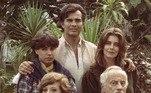 Tarcísio viveu o filho de Fernanda Montenegro na primeira versão deGuerra dos Sexos, em 1983. O personagem teve vários relacionamentos e não sabia lidar com as mulheres