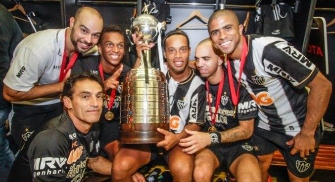 Tardelli foi decisivo na conquista da Libertadores de 2013. Torcedores não esquecem